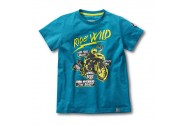 T-shirt Ride Wild BMW Collection Roaster Enfant