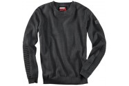 Pull-over BMW Dynamic gris Homme