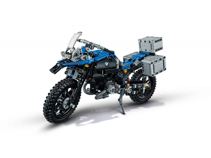bmw r1200gs adventure lego technic. Black Bedroom Furniture Sets. Home Design Ideas