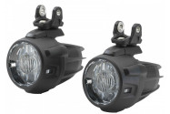 Projecteur additionnel à LED BMW 1200GS/GS Adv./RT/R/RS, F800GS/GS Adv F650GS.