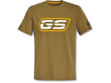 T-shirt R1250 GS BMW Marron
